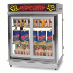 Popcorn Warmers & Staging Cabinets